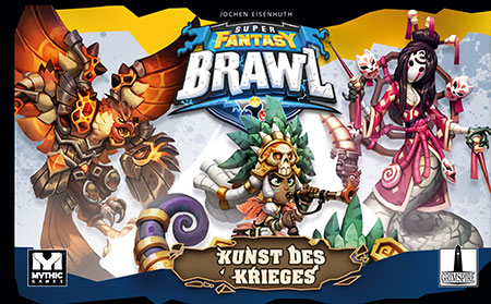Super Fantasy Brawl - Die Kunst des Krieges Erweiterung