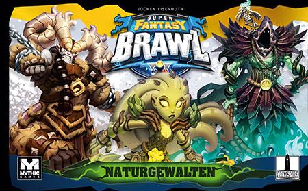 Super Fantasy Brawl - Naturgewalten Erweiterung