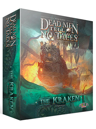 Dead Men Tell No Tales - Kraken Erweiterung (engl.)