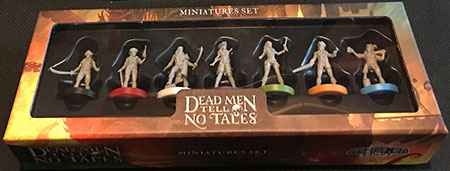 Dead Men Tell No Tales - Piraten Miniaturen Erweiterung (engl.)