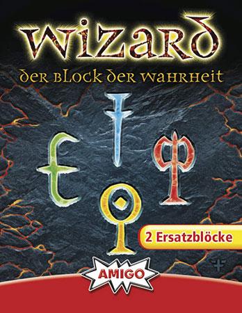 Wizard - Der Block der Wahrheit (2 Ersatzblöcke)