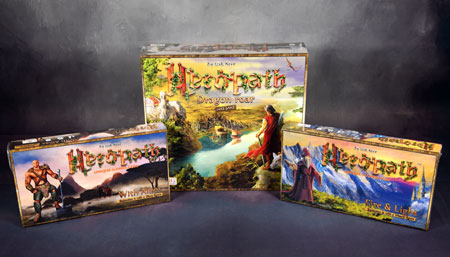 Heropath: Dragon Roar Ultimate Bundle