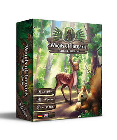 Woods of Tarnaris – Path to Luslaria