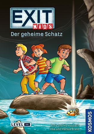 EXIT - Das Buch Kids - Der geheime Schatz