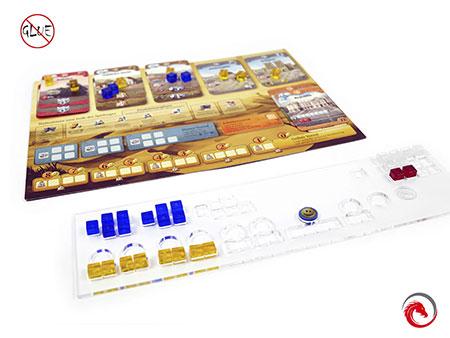e-Raptor Mini-Spieler-Tableau für Through the Ages