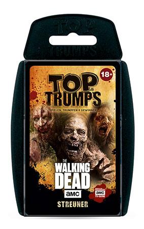 TOP TRUMPS - Walking Dead AMC