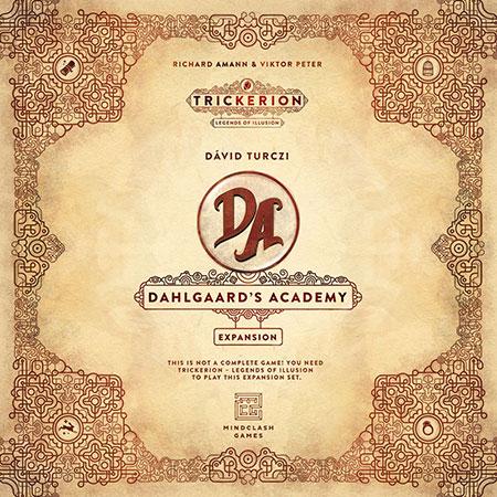 Trickerion - Dahlgaards Academy Erweiterung (engl.)