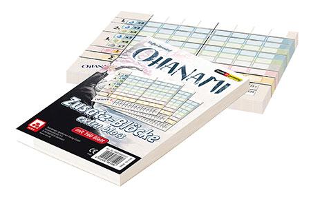 Ohanami - 2 Zusatz-Blöcke