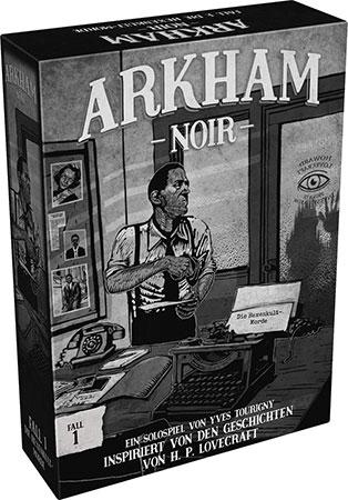 Arkham Noir - Fall 1: Die Hexenkult-Morde