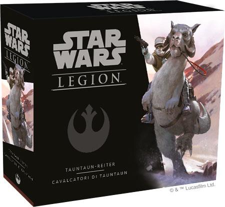 Star Wars: Legion - Tauntaun-Reiter Erweiterung