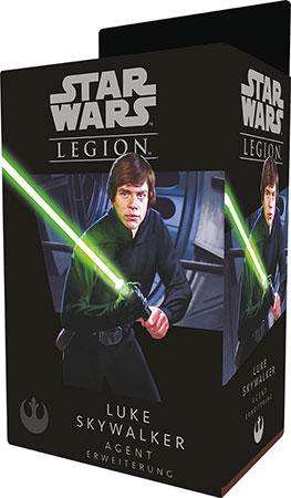Star Wars: Legion - Luke Skywalker Erweiterung