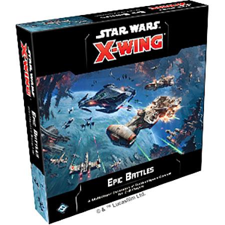 Star Wars: X-Wing 2.Edition - Epische Schlachten Konvertierungsset