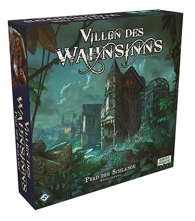 Villen des Wahnsinns 2. Edition - Pfad der Schlange Erweiterung