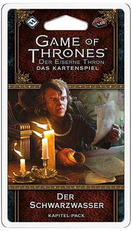 Der Eiserne Thron - Das Kartenspiel 2. Edition - Der Schwarzwasser Kapitel-Pack (Königsmund 5)
