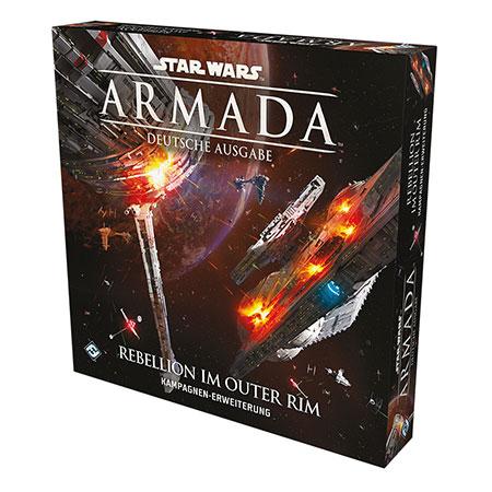 Star Wars: Armada - Rebellion im Outer Rim Erweiterung