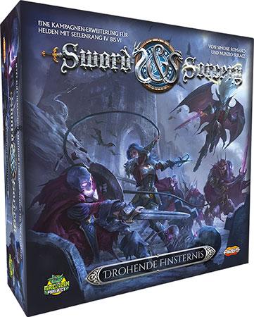 Sword & Sorcery - Drohende Finsternis Erweiterung