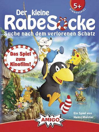 Rabe Socke - Suche nach dem Schatz
