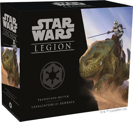 Star Wars: Legion - Taurücken-Reiter Erweiterung