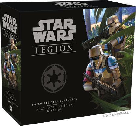 Star Wars: Legion - Imperiale Strandtruppen Erweiterung