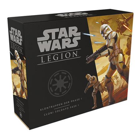 Star Wars: Legion - Klontruppen der Phase 1 Erweiterung