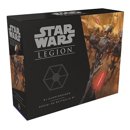 Star Wars: Legion - B1-Kampfdroiden Erweiterung