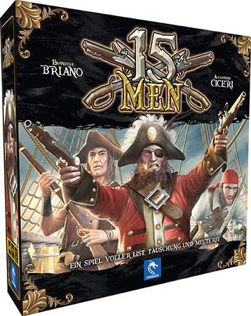 15 Men
