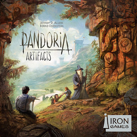 Pandoria - Artifacts Erweiterung