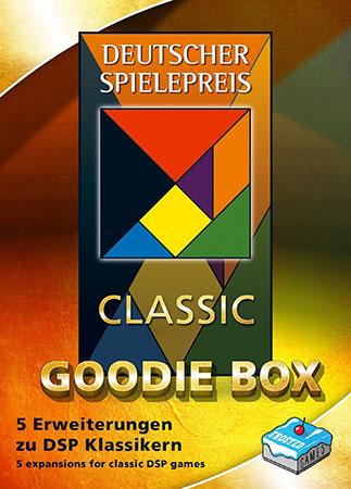 Deutscher Spielepreis 2019 - Goodie Box (Classic)