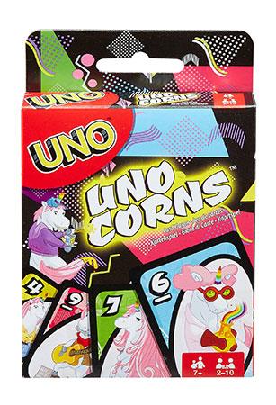UNO - (UNI-)Corns