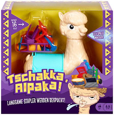 Tschakka, Alpaka!