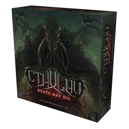 Cthulhu: Death May Die (Staffel 1) - Grundspiel