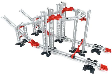Action & Reaction - Starter Set mit 50 modularen Komponenten