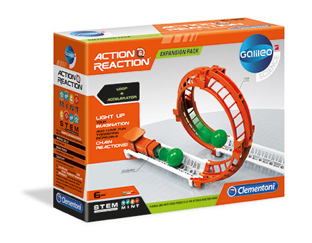 Action & Reaction - Looping Erweiterungsset
