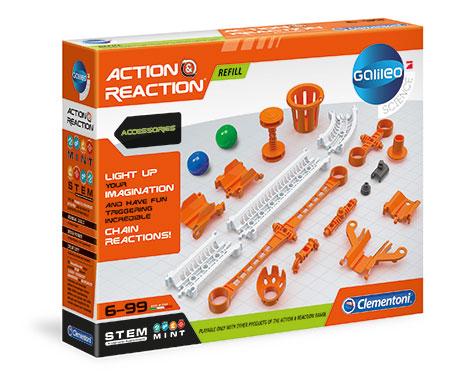 Action & Reaction - Zubehör-Set