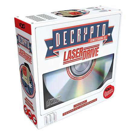 Decrypto - Laser Drive Erweiterung