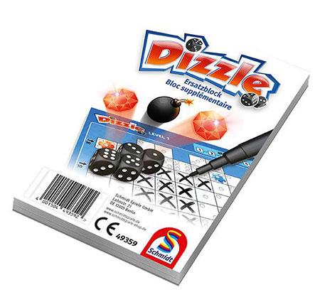 Dizzle - Ersatzblock