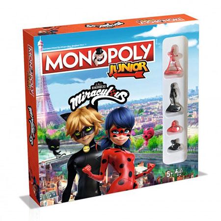 Monopoly Junior - Miraculous