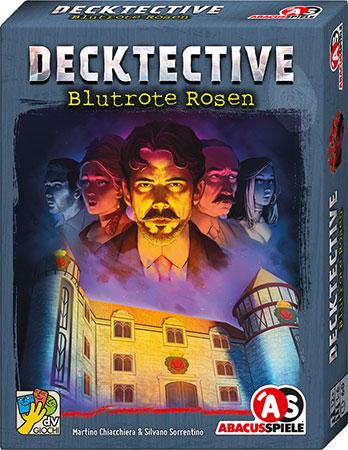 Decktective – Blutrote Rosen