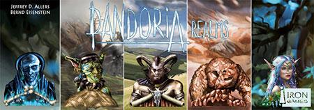 Pandoria - Realms Erweiterung
