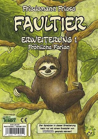 Faultier - Fröhliche Ferien Erweiterung