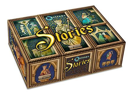 Orléans Stories (dt.)