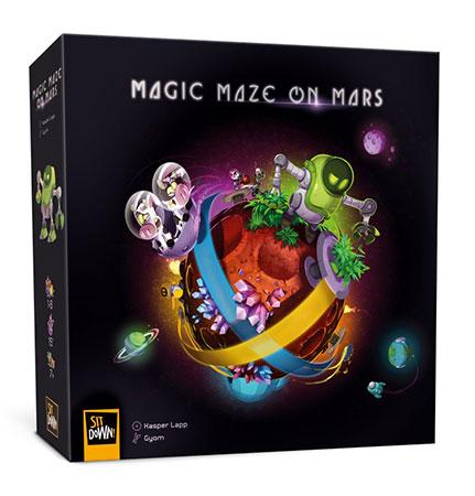 Magic Maze on Mars (multil.)
