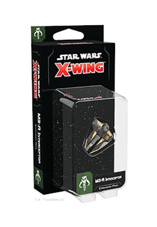 Star Wars: X-Wing 2.Edition - M3-A-Abfangjäger Erweiterungspack