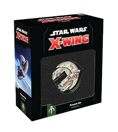 Star Wars: X-Wing 2.Edition - Vollstrecker Eins Erweiterungspack