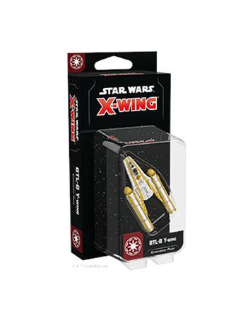 Star Wars: X-Wing 2.Edition - BTL-B-Y-Flügler Erweiterungspack