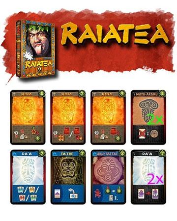 Raiatea - Zusätzliche Rituale Erweiterung