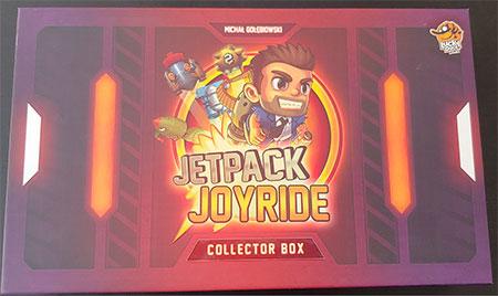 Jetpack Joyride - Collectors Pledge (engl.)