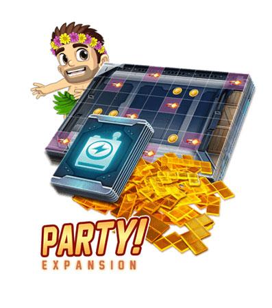 Jetpack Joyride - Party Expansion (engl.)
