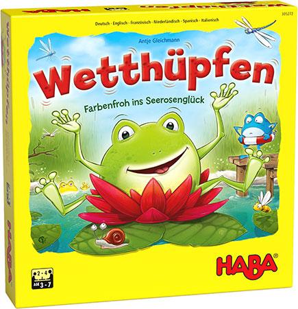 Wetthüpfen
