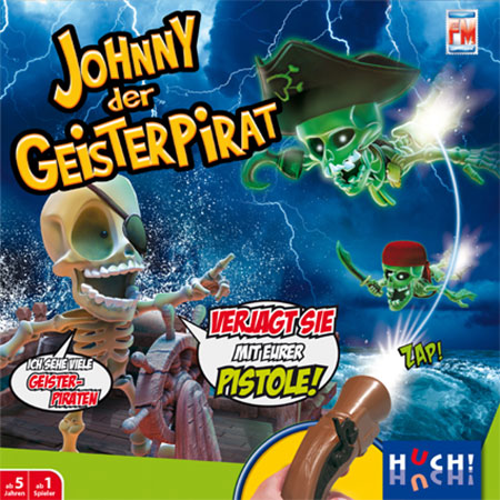 Johnny der Geisterpirat